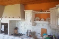 Murs peints cuisine