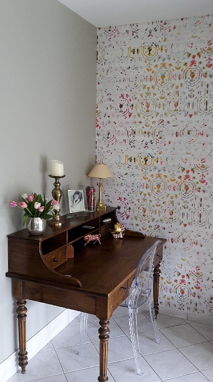 Tissu mural